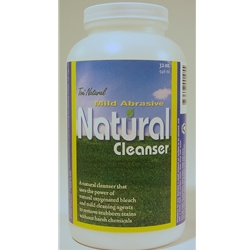 Natural Mild Abrasive Cleanser 32oz(946ml)