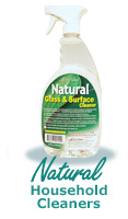 Natural Household Cleaners