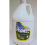 Natural Fabric Softener Unscented 128oz (3.78l)