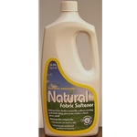 Natural Fabric Softener Unscented 32oz (946ml)