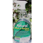 Natural Glass & Surface Cleaner Lemon Scent 32oz (946ml)